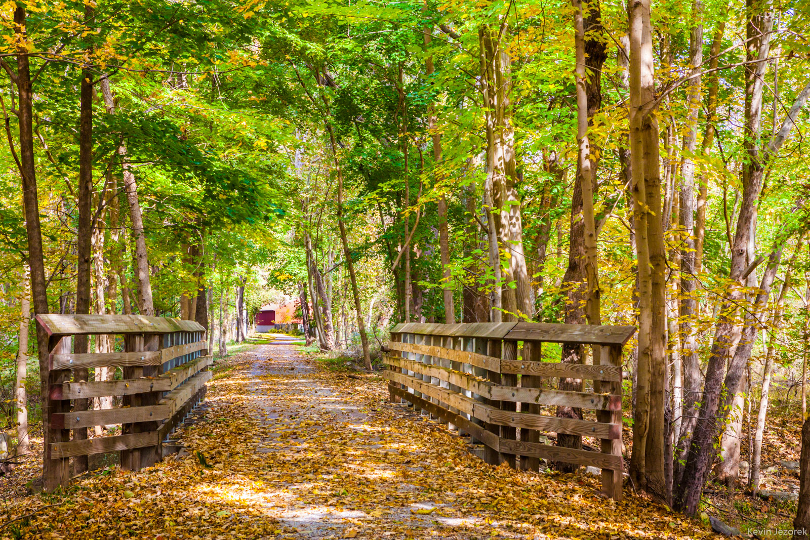 Landsdown trail
